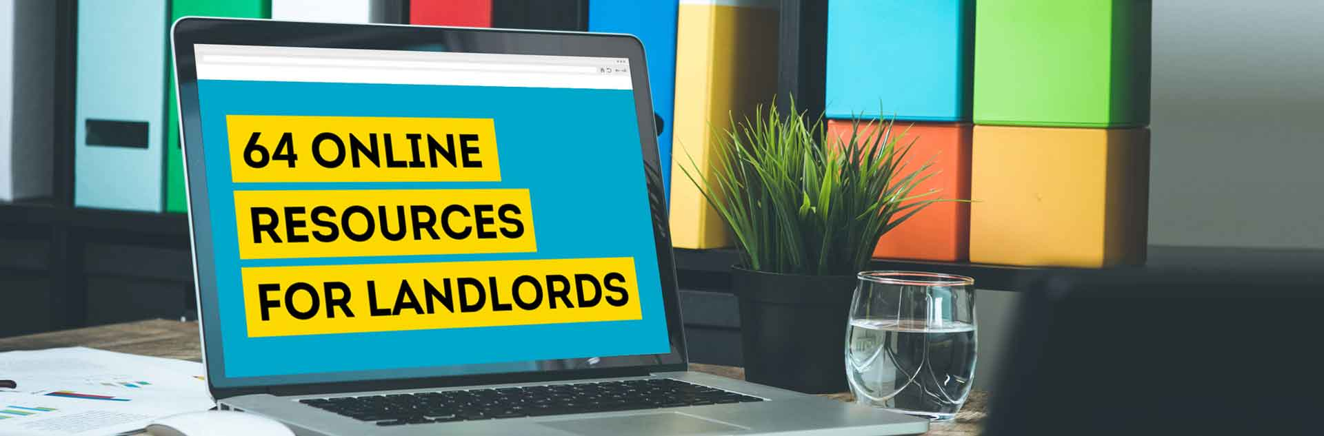 64 essential online landlord resources